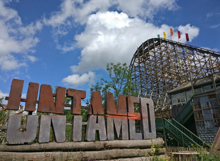 Walibi Holland - Untamed