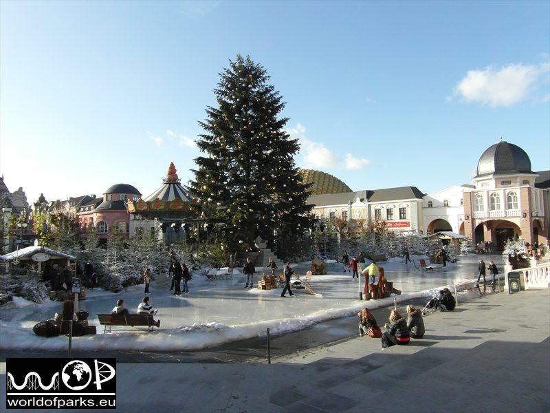 Phantasialand Wintertraum 2012