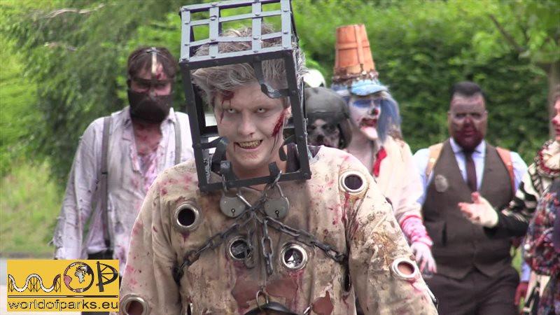 Monstercasting im Movie Park Germany