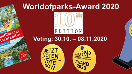 Worldofparks-Award – EU-Voting 2020