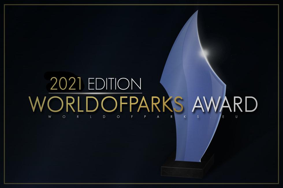 Worldofparks-Award 2021 - Voting startet am 23.08.2021