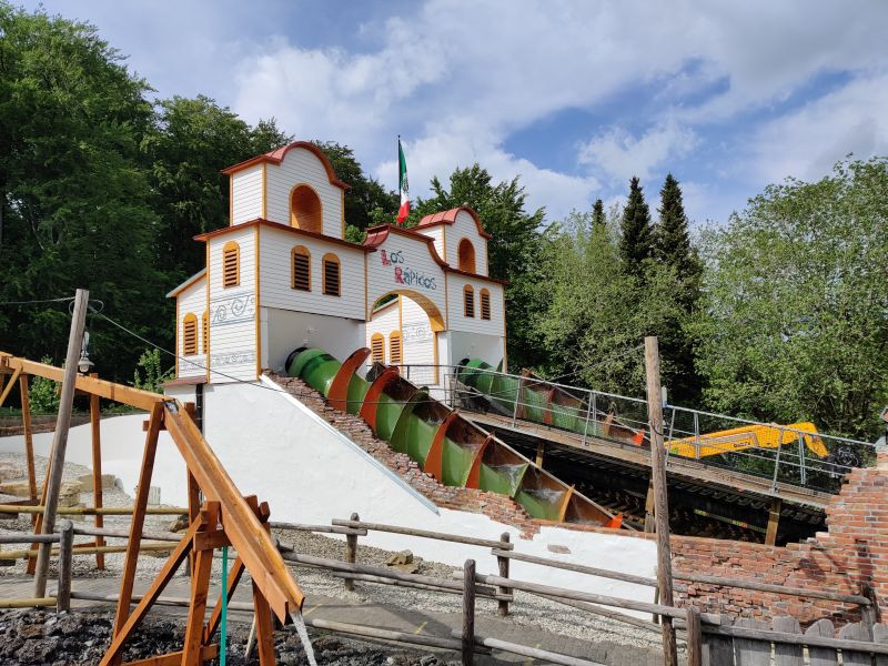 Fort Fun Abenteuerland - Saison 2020