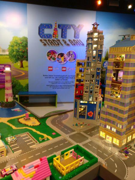 Legoland Discovery Centre Oberhausen – LEGO City Builder