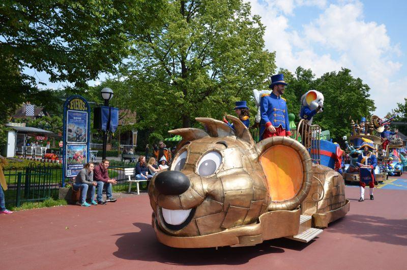 Europa-Park – Jubiläumssaison 2015 – 40 Jahre