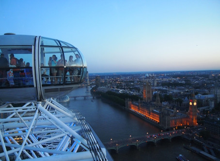 London Eye – Review 2012