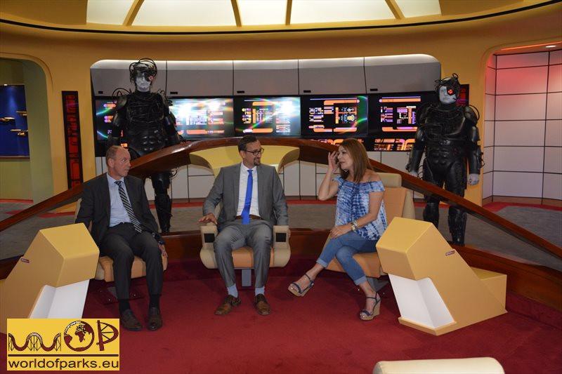 Movie Park Germany – Star Trek: Operation Enterprise Offizielle Eröffnung