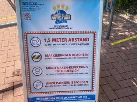 Gelungener Saisonauftakt 2020: Movie Park Germany zieht positives Fazit nach dem Pfingst-Wochenende!
