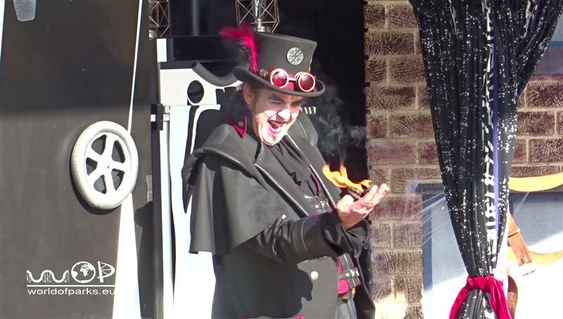 Walibi Belgium - Halloween 2017