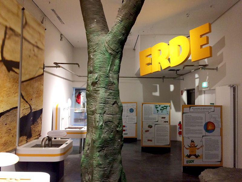 EXPLORADO Kindermuseum Duisburg - Die starken Vier