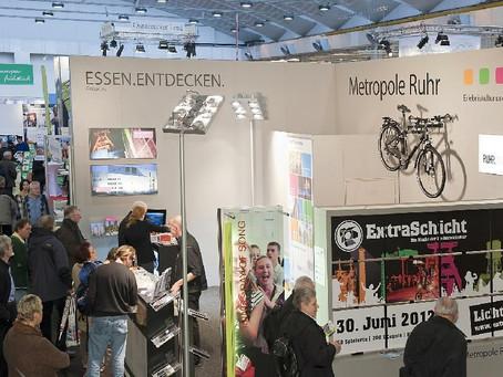 """""""Reise + Camping und Fahrrad 2012"""" in Essen"""