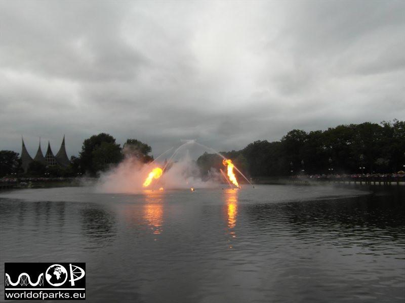 Efteling - Aquanura 2012