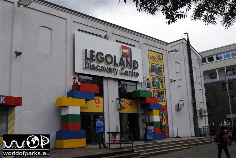 Legoland Discovery Centre Duisburg 2012