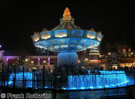 Phantasialand – Wundervoller Winter 2011