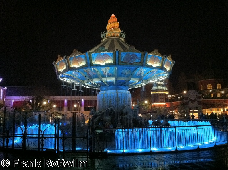 Phantasialand – Wundervoller Winter 2011