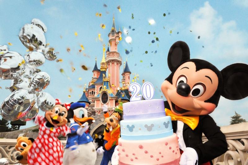 Disneyland Resort Paris – Saison 2012