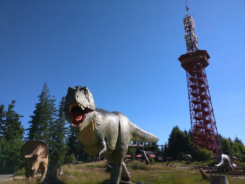 Fort Fun Abenteuerland 2018 - Dinosaurier-Erlebniswelt