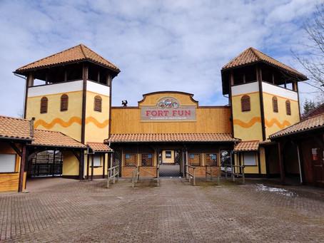 Fort Fun Abenteuerland – Saisonvorbereitungen 2021