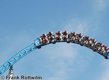 Europa-Park 2009 – Blue Fire Megacoaster