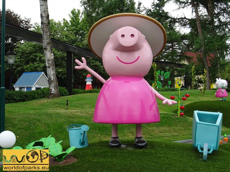 Heide Park Resort - Peppa Pig Land