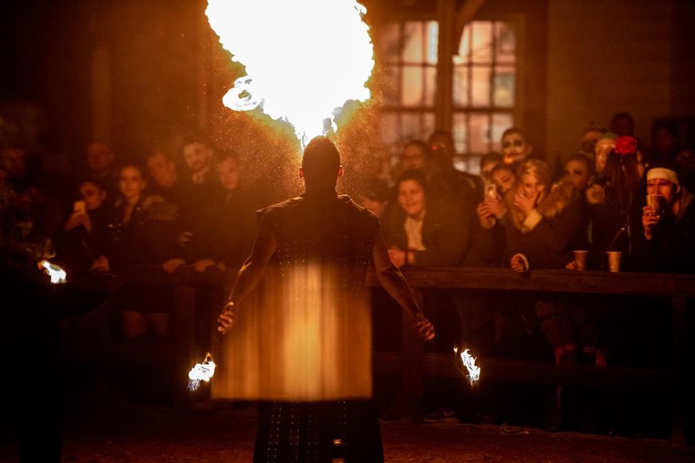 Bayerns größtes und aufwändigstes Halloween-Spektakel ist endlich wieder zurück!