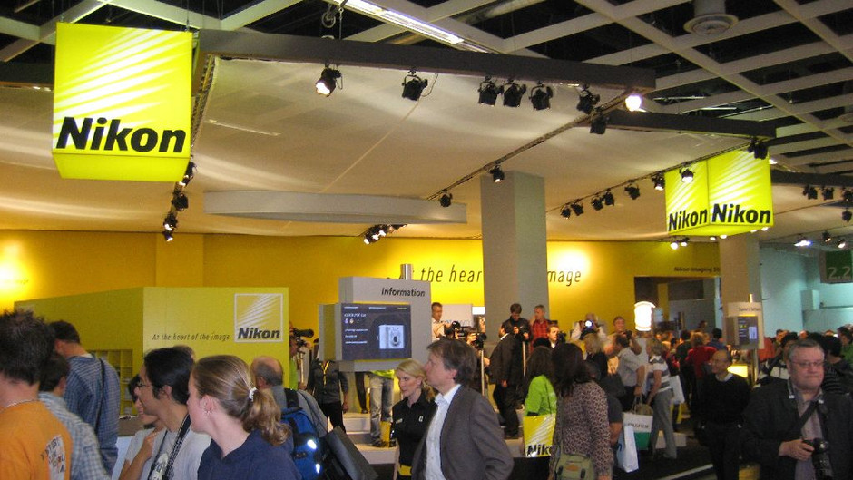 """photokina 2008"" - die Fotomesse in Köln"
