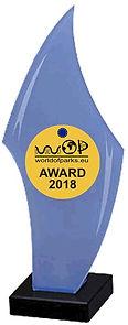 WOP AWARD Trophy 2018