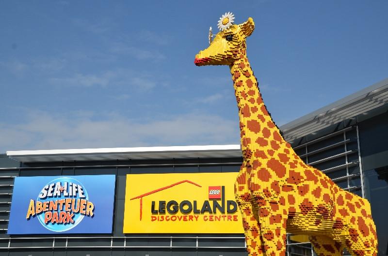 Legoland Discovery Centre Oberhausen - Eröffnung 2013