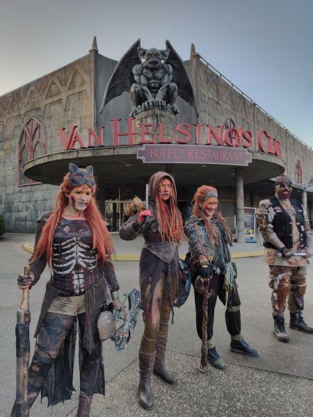 Movie Park Germany - Halloween Horror Festival 2019