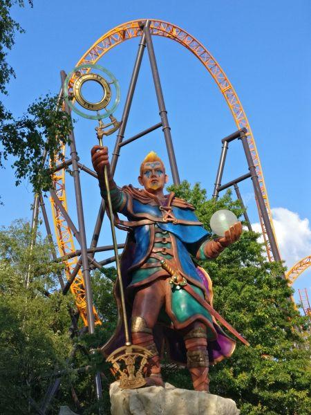 Bobbejaanland – Eröffnung Land of Legends