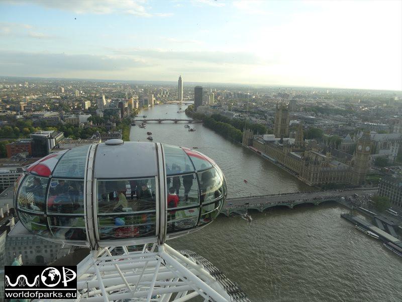 London Eye - Saison 2015
