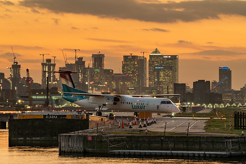 LUXAIR and the City