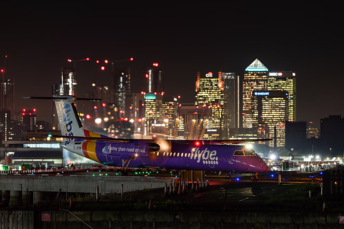 FLYBE and the City