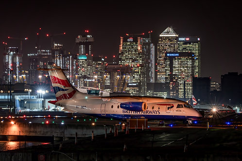 BA and the City
