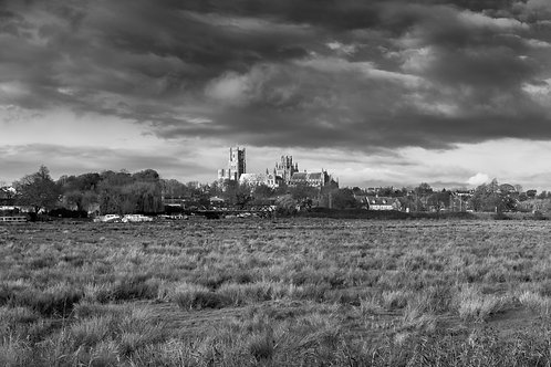 Ely Cathedral - Panoramic view