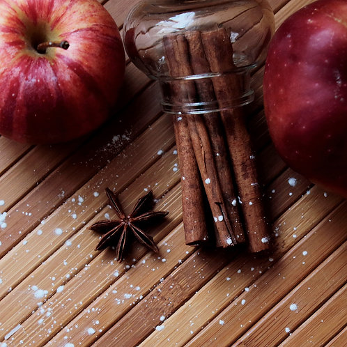 Apple Cinnamon Infused Sugar