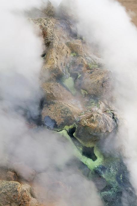 Geothermal site Hverarond, Skútustaðahreppur