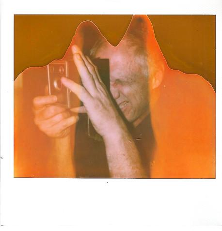Polaroid of a Brownie Box