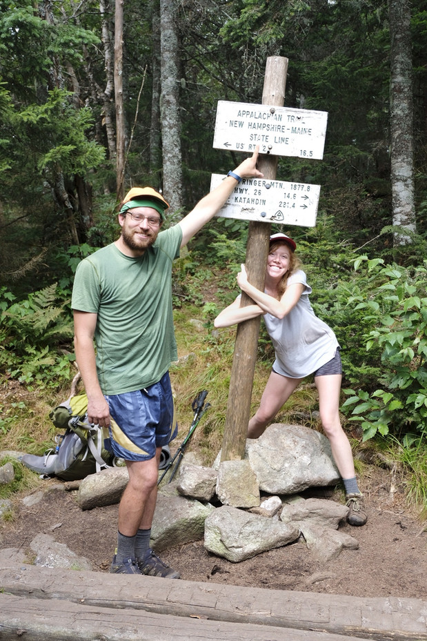 Day 157: Finally, Georgia to Maine