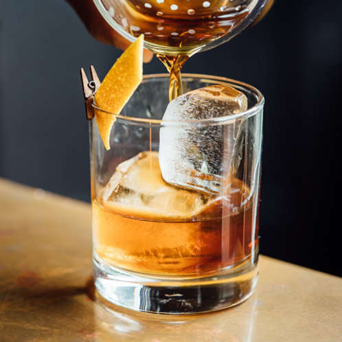 Orange Bourbon Infused Sugar