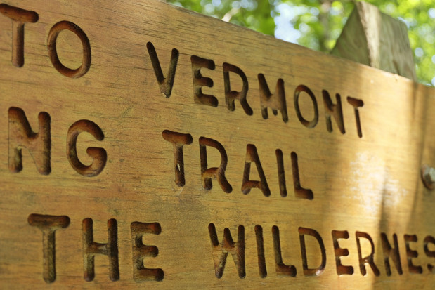 Day 137: VT, 1600 Miles Done, <600 Miles, Long Trail, Green Mtns.