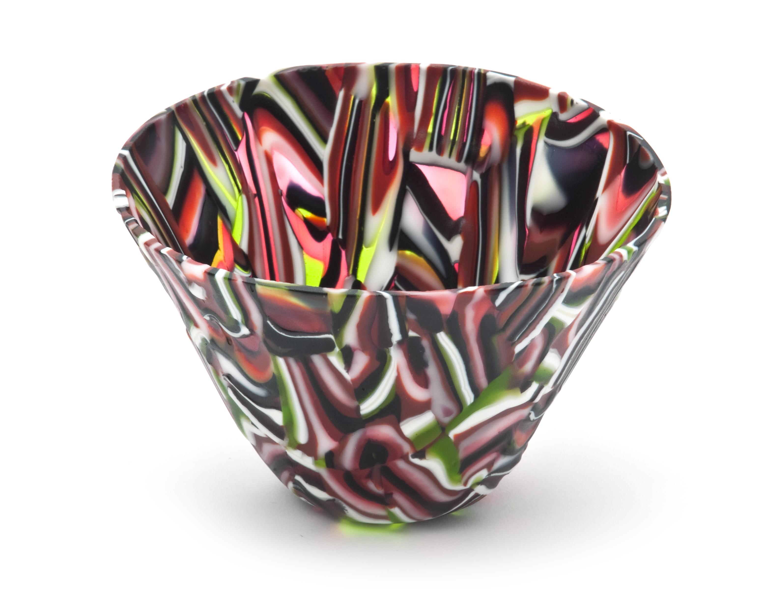 Multi-Color Small Bowl