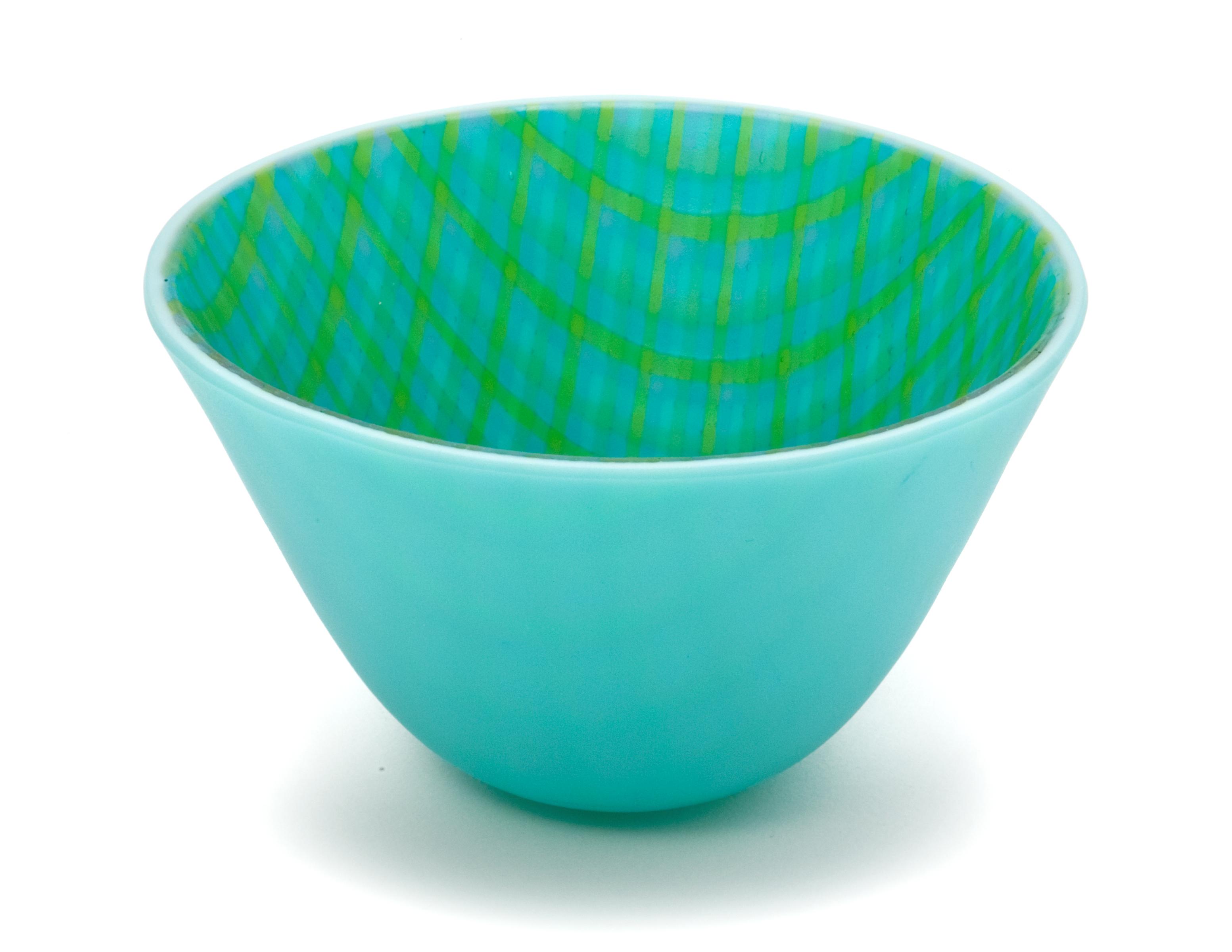 Plaid Bowl III