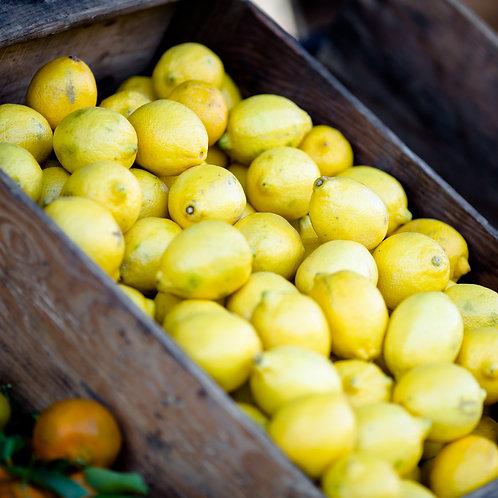 Lemon Black Pepper Sea Salt