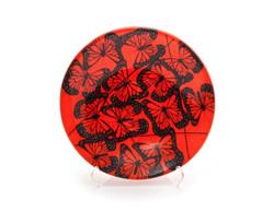 Monarch Butterfly Bowl (View II)