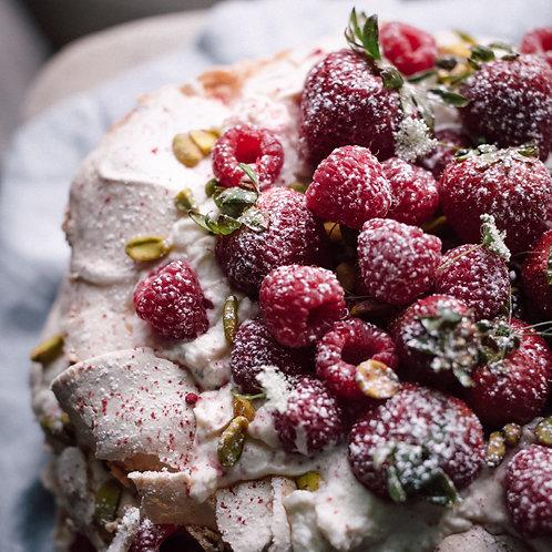 Raspberry Infused Sugar