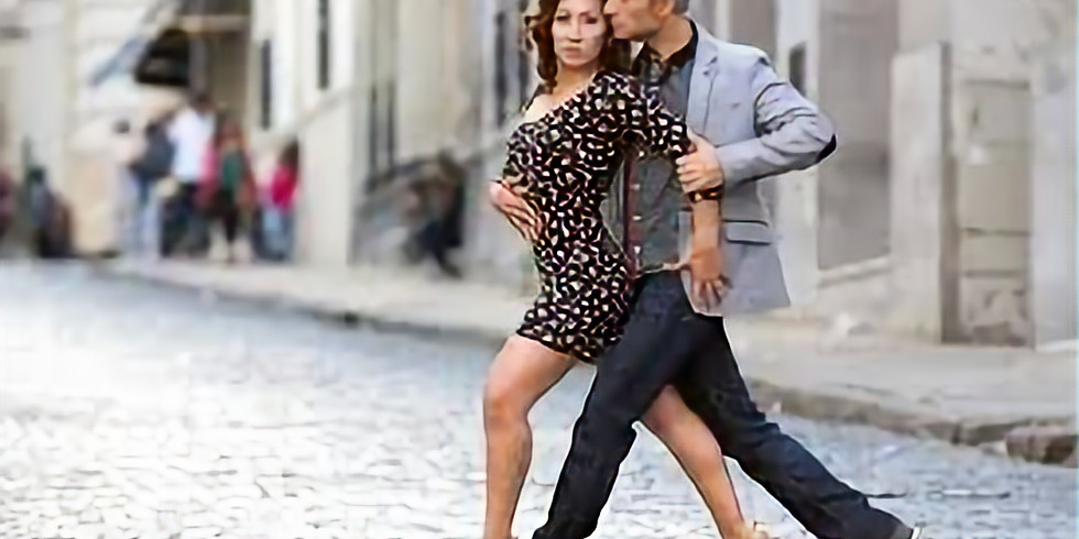 Tango Workshop with Max and Paloma
