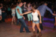 Country Dance Class Students