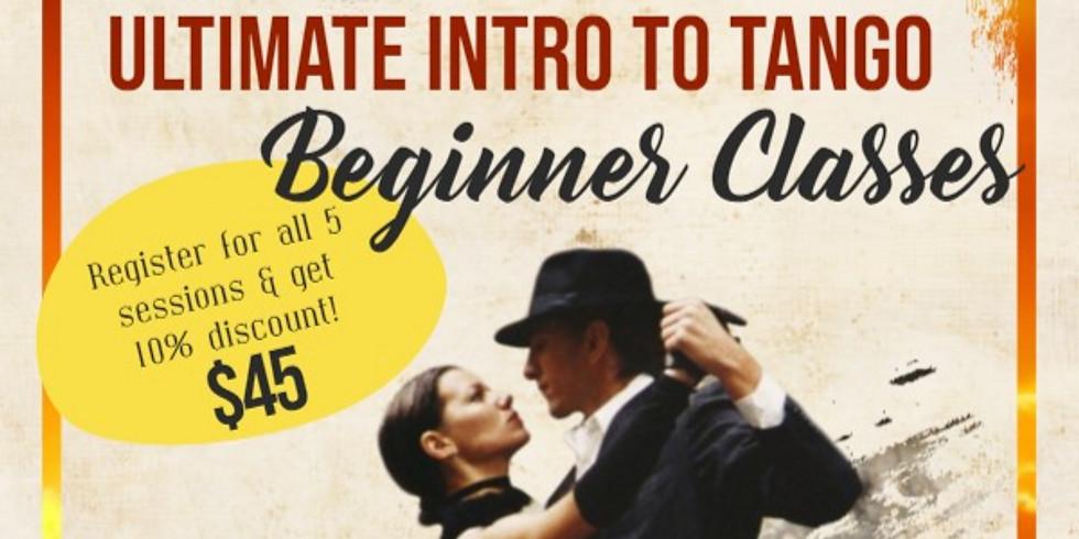 Ultimate Intro To Tango