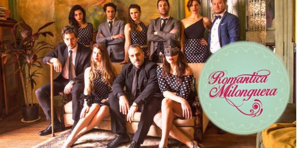 Romantica Milonguera Musicality Workshop