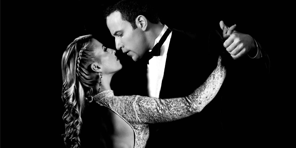 Analia Centurion and Jeremias Fors Argentine Tango Workshop